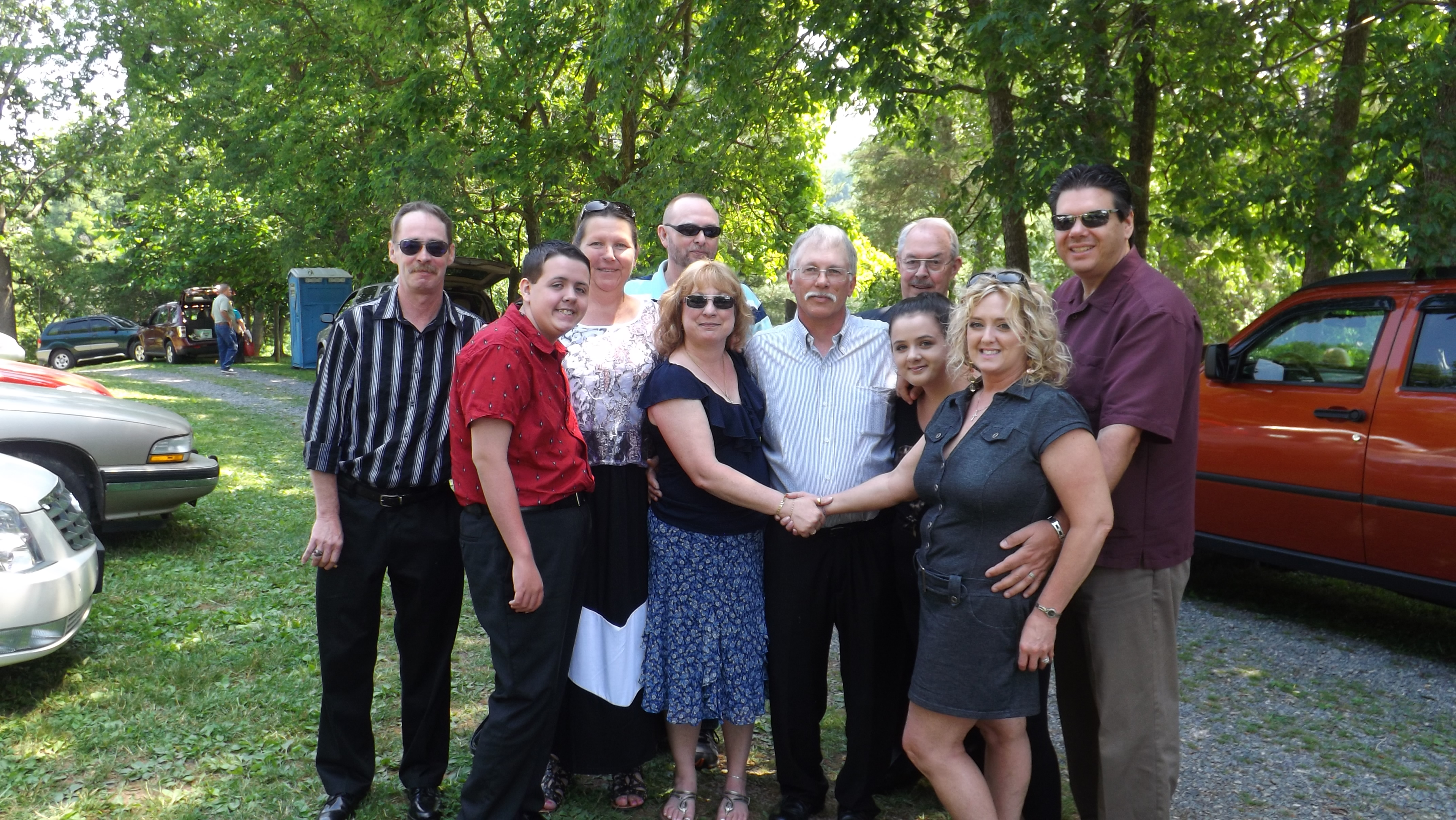Russ Family Reunion 2014